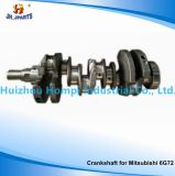 Auto Parts Forged Steel Crankshaft for Mitsubishi 6g72 MD144525