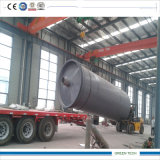 Pyrolysis Used Tire to Oil Equipment High Efficiency 12ton