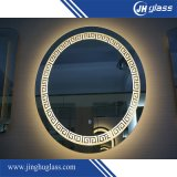 Hotel Silk Screen LED Backlit Mirror