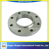 High Precision Threaded Flange for Pump