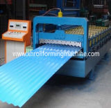 Galvanized Metal Roofing Sheet Roll Forming Machine