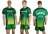 Healong OEM Custom-Made Design Youth Sublimated Club Rugby Sport Uniform