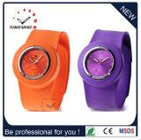 High Quality 2015 Fashion Charm Silicone Watch (DC-929)