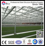 Commercial Polycarbonate Glass Greenhouse