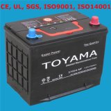 Maintenance Free Car Battery Wet Battery Auto Battery 12V70ah