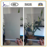 Smart Self-Adhesive Glass Film with High Transparency