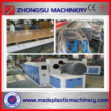 High Efficency PVC WPC Construction Templates Production Line