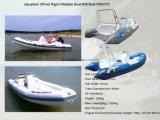 Aqualand 4.7m 16feet Rib Boat/Rigid Inflatable Boat (RIB470C)