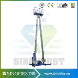 8m to 12m Light Weight Aluminum Alloy Ladder for Painting