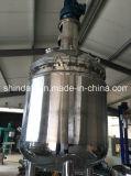 500L Mirror Polishing Vacuum Emulsifying Mixer Reactor