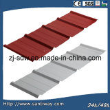 Color Coated Metal Roofing Sheet (STW600-1025)