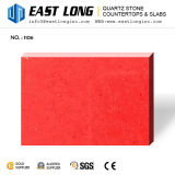 Red, Yellow, Green, Blue Color Artificial Quartz Stone Slab