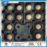 Anti-Slip Rubber Flooring/Drainage Rubber Mat/Bathroom Rubber Mat