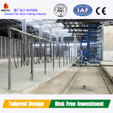 Intelligent Fully Automatic Concrete Block Making Line