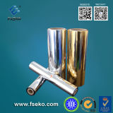 Metalized Film Sliver and Gold Color (24mic)