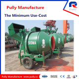Pully Manufacture Large Cement Mixer (JZM500B)