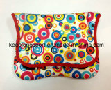 """Customized and Waterproof Neoprene Laptop Bag for 15"""" Laptop with Nice Flap"""
