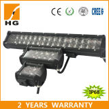 Ce Approved 4inch Offroad 30W 4D Reflector Double Row Osram LED Driving Light Bar for Car