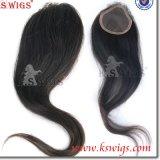 Premium Virgin Remy Hair Laceclosure Hair Extension