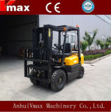 Vmax 2 Ton Forklift LPG/Gas/CNG Engine Powered Forklift Truck (CPCQD20)