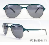 China Sunglasses Polarized Men with Aluminum Sun Glasses