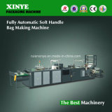 Fully Automatic Soft Handle Plastic Bag Making Machine Price
