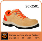 Guangzhou Safety Shoes Factory Supplier Sc-2501