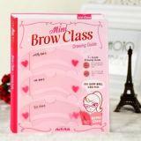 OEM Cheap Natural 3PCS Eyebrow Cards for Makeup