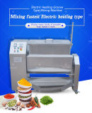 Groove Mixer Machine for Food Powder with Electirc Heating