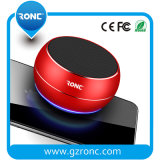 Durable Wireless Mini Bluetooth Speaker with LED Light