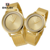Belbi Couple Business Watch Fashion Casual Simple Alloy Waterproof Lover Watches