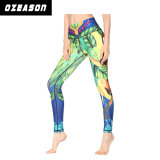 OEM Custom Wholesale Cheap Sublimation Printing Mens Yoga Pants (YP-03)