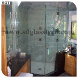 Clear Toughened Glass Shower Enclosures Bath Screens