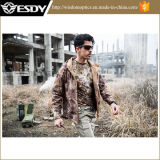 Mountain Python Tactical Softshell Outdoor Waterproof Windproof Military Jacket Coat