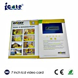 Factory Price! ! ! ! 7 Inch New LCD Video Cards with High Quality/Video Cards Wholesale