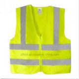 Factory OEM Service Safety Vest with Reflevtive Tape