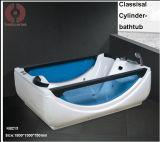 Fashion Bathroom Acrylic Massage Hydromassage Bathtub (KB213)