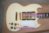Sg Style Afanti Electric Guitar (ASG-550)