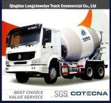 HOWO Concrete Mixer/ Cement/ Mixing Truck 6x4 336HP