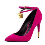 2016 Fashion High Heel Ladies Peep Toe Sandals (HCY02-1840)