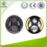 "7"" LED Driving Light for Jeep Wrangler New Style Round"