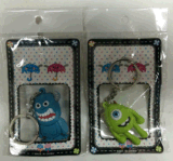 Cartoon Plastic PVC Key Chain for Promotion Gift