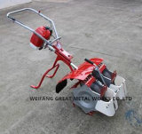 2 Row Mini Gasoline Paddy Field Weeder