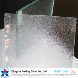 Clear Nashji Pattern Glass for Building Glass with Good Quantity