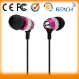 Good Design Earpbuds and High Sound Quolity Metal Earphones