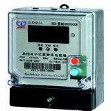 CE Certificated Single Phase Electronic Energy Meter