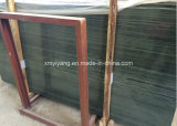 Green Wood Grainy Marble Slab (White, Blue, Grey)