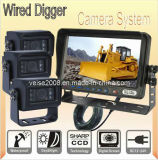 7inch Wired Mine Truck Rear View System (DF-7280213)