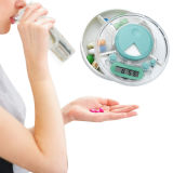 Digital Medicine Box Timer, Pill Box Case Timer Reminder