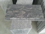 G261 Grey Granite Tile Juparana Granite for Paving and Wall Cladding